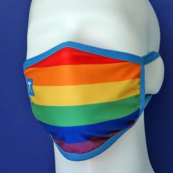 Masque personnalisé lavable