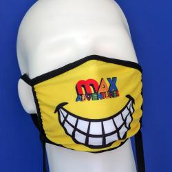 Masque personnalisé réglable